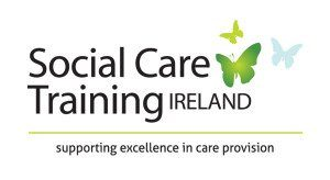 Psychotherapy dublin's partner social care training ireland logo