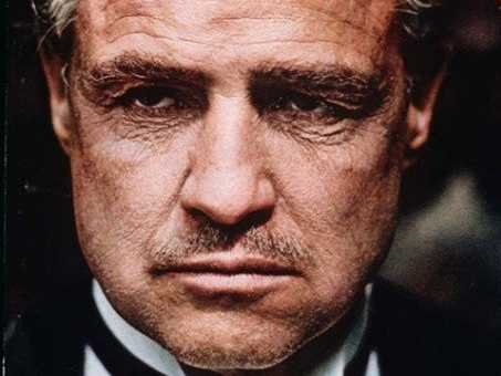 """I thought I was a huge failure"" - Marlon Brando godfather"
