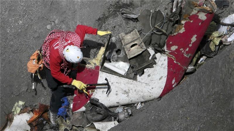 germanwings crash site