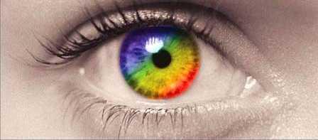 LGBT counselling dublin coloured eye