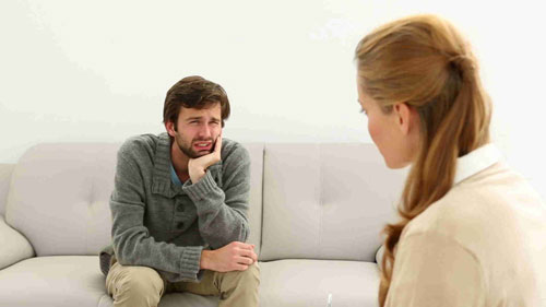 counselling & psychotherapy session