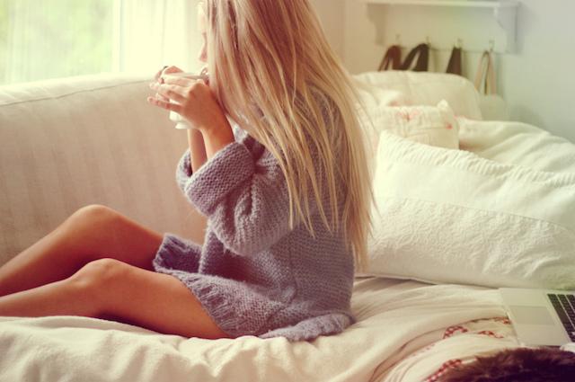 morning ritual girl & counselling methods