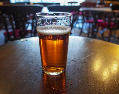 Alcohol & anti-depressants
